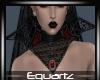 Gothic Red Collar