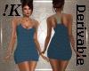 !K! Spring'21 Mini Dress