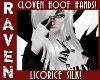 HOOF HANDS LICORICE SILK