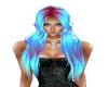 Hair BlueRed Sorbet