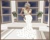 White Gold wedding /Ball