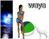 waya!~*Tropical'Summer*~