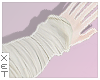 ✘ scout bandages