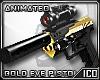 ICO Gold Eve Pistol