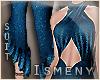 [Is] Star Latin Blue