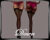 RP Pink Panties Stocking