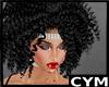 Cym Lat Black Hair