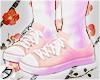 💕Peachy Sneakers