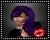 Wicked Purple Kat Hair