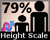 Height Scaler 79% F A