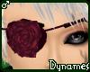*Dy} Rose Rose Eyepatch