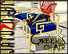 ChairS Greek GoldyStyle