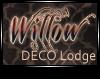JAD DECO Willow Lodge