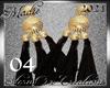 !a Mint Earrings 04