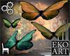 Autumn animate Butterfly