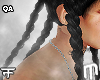 Long Braids - Black