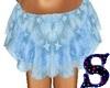 Blue Stars Skirt