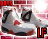[LF] Red Kicks I