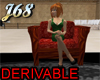 J68 Chair 1 Derivable