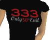 (Sp) 333 half evil