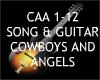 Cowboys & Angels +Guitar