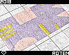 R* Geo Bath mat