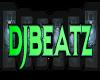 DJBEATZ room sign