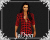 Plaid Flannel Shirt - R