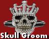 Wedding Ring - Skull M