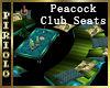 Peacock Club Seats