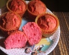 Rosemilk Muffins