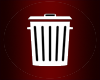 (Ani.)Trash Can (Red)