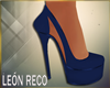 ♣ Carina Blue Shoes