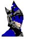 Azure Nexus Helmet