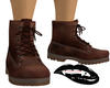 Brown Kicks Boot