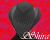 Gothic Western Hat Femme