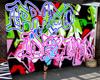 grafiti hangout spot