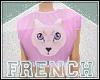 F| Kitty Galore Pink