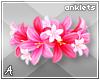 A| Lani Flower Anklets 3