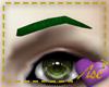 Green Eyebrow