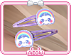 ♛Kawaii Cloud Clips