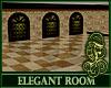 Elegant Room - Green