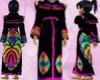 Sorceress Magic Robe