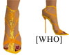 [WHO] wedding shoes