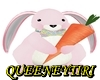 QN*Pink Easter Bunny