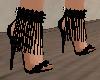 Black Fring Shoes