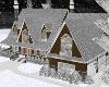 Winter Cabin Home
