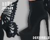 <J> Drv Butterfly Heels