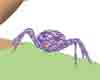 *CJ*LacySpider(purple)