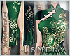 [Is] Chinese Green Dress